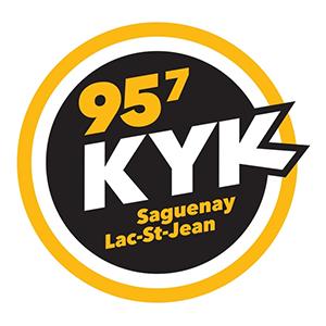 Fiche de la radio 95.7 KYK Radio X