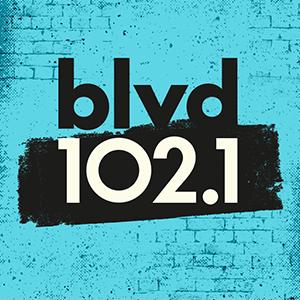 Fiche de la radio BLVD 102.1 FM