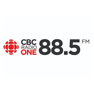 Logo de la radio CBC Radio One Montréal