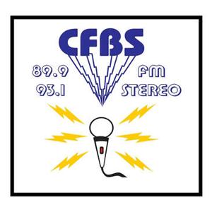 Logo de la radio CFBS 89.9 FM