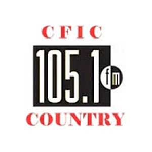 Fiche de la radio CFIC Country 105.1 FM