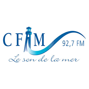 Logo de la radio CFIM 92.7 FM