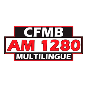 Logo de la radio CFMB 1280 AM