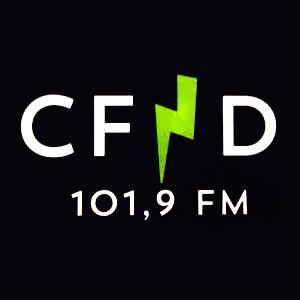 Fiche de la radio CFND 101.9 FM