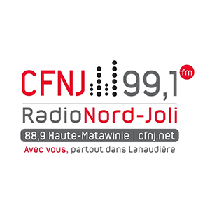 Fiche de la radio CFNJ 99.1 FM