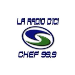 Fiche de la radio CHEF 99.9 FM