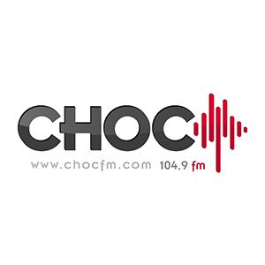 Fiche de la radio CHOC 104.9 FM
