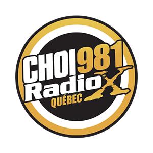 Fiche de la radio CHOI Radio X 98.1 FM