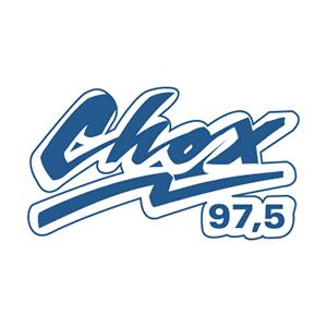Fiche de la radio CHOX 97.5 FM
