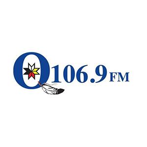 Logo de la radio CHRQ 106.9 FM