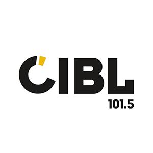 Fiche de la radio CIBL 101.5 FM