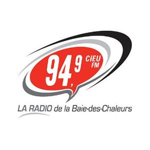 Logo de la radio CIEU FM 94.9 – 106.1