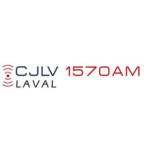 Logo de la radio CJLV 1570 AM