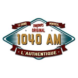 Fiche de la radio CJMS 1040 AM