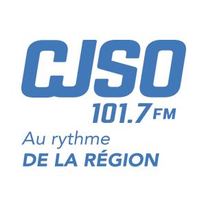 Logo de la radio CJSO 101.7 FM
