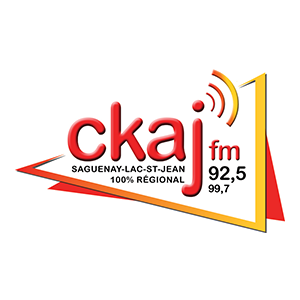 Fiche de la radio CKAJ 92.5 FM