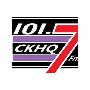 Fiche de la radio CKHQ 101.7 FM