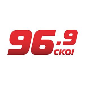 Fiche de la radio CKOI 96.9 FM