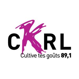 Fiche de la radio CKRL 89.1 FM
