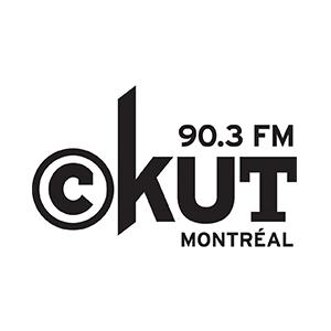 Fiche de la radio CKUT 90.3 FM