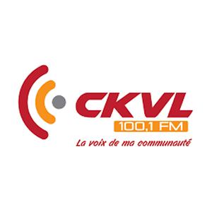 Fiche de la radio CKVL 100.1 FM