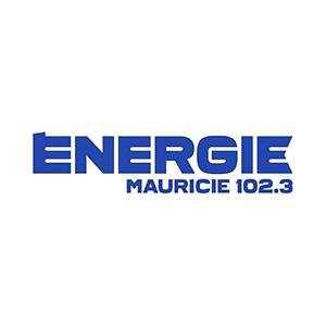 Fiche de la radio Énergie 102.3 FM Mauricie