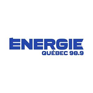 Fiche de la radio Énergie 98.9 FM Québec