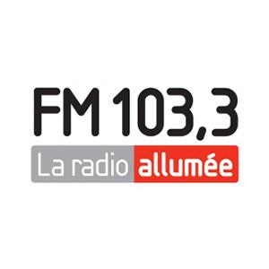 Logo de la radio FM 103.3 Radio de la Rive-Sud de Montréal