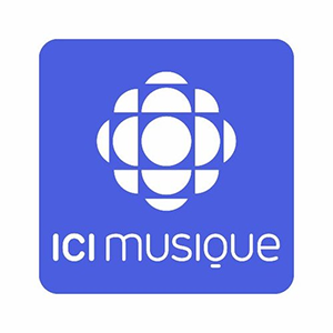 Logo de la radio ICI Musique 90.1 FM Gaspé