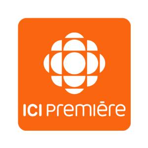 Logo de la radio ICI Première 101.1 FM Sherbrooke
