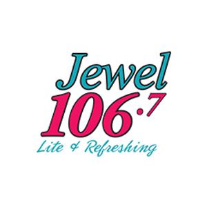 Fiche de la radio Jewel 106.7 FM