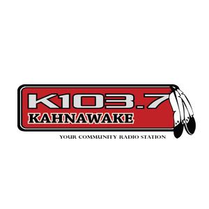 Fiche de la radio K103 103.7 FM Kahnawake