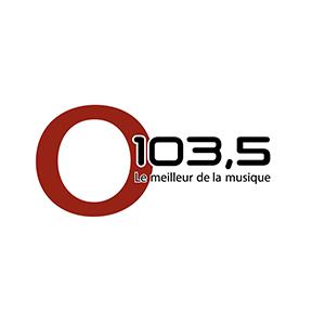 Fiche de la radio O 103.5 Joliette
