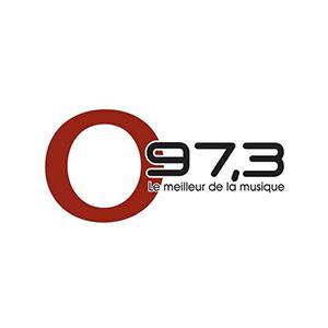 Fiche de la radio O 97.3 Victoriaville