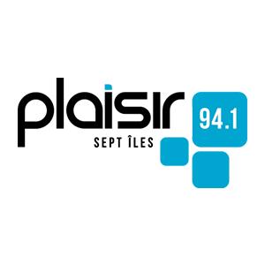 Fiche de la radio Plaisir 94.1 FM Sept-Îles