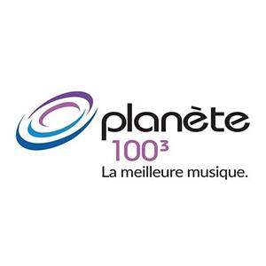 Fiche de la radio Planète 100.3 FM Dolbeau-Mistassini
