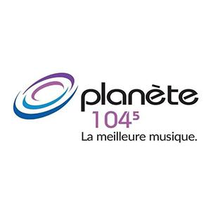 Fiche de la radio Planète 104.5 FM Alma