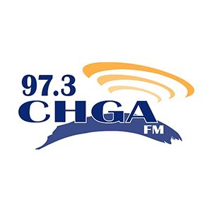 Logo de la radio Radio CHGA 97.3 FM