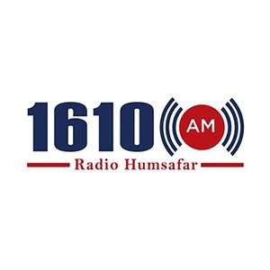 Fiche de la radio Radio Humsafar 1610 AM