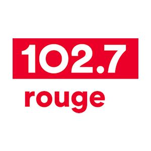 Fiche de la radio Rouge 102.7 FM Estrie