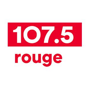 Fiche de la radio Rouge 107.5 FM Québec