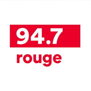 Fiche de la radio Rouge 94.7 FM Mauricie