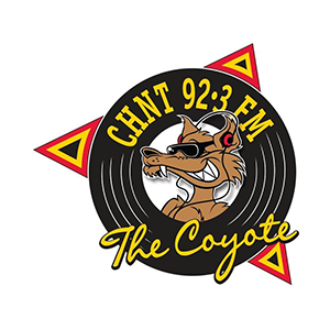 Logo de la radio The Coyote 92.3 FM