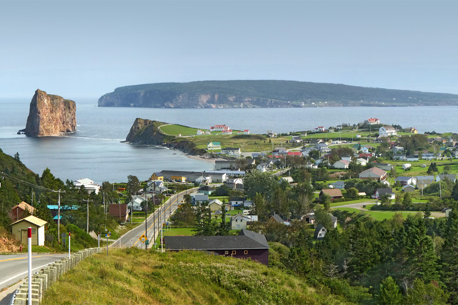 Région administrative Gaspésie–Îles-de-la-Madeleine