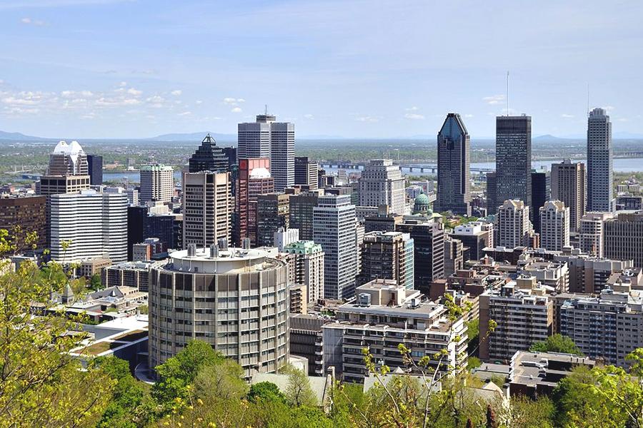 Région administrative Montréal
