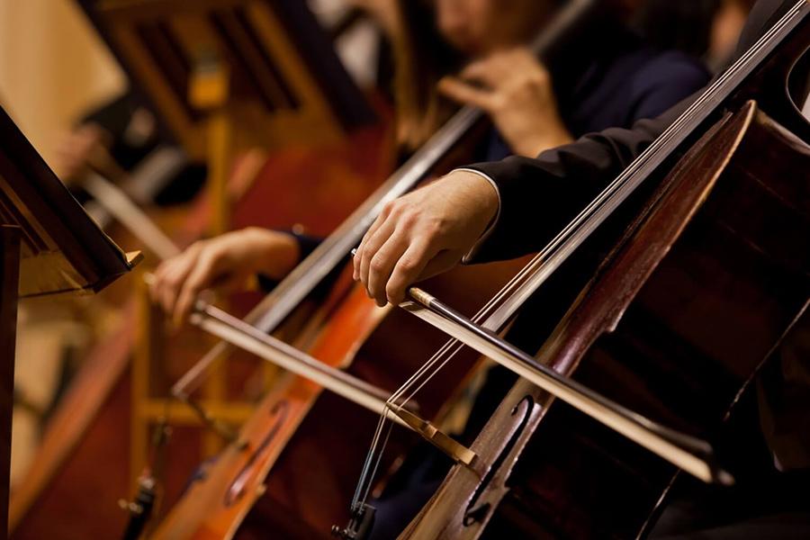 Radio diffusant de la musique classique au Québec