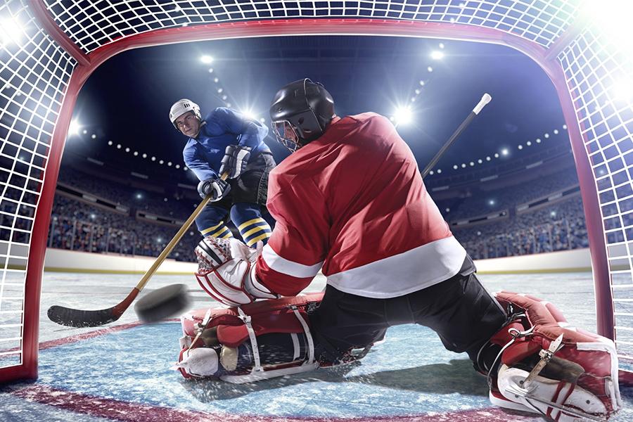Radio diffusant du sport au Québec