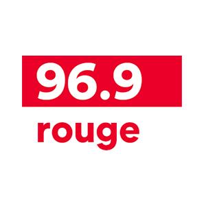 Fiche de la radio Rouge 96.9 FM Saguenay-Lac-Saint-Jean